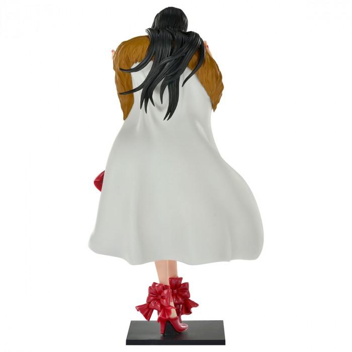Action Figure One Piece Boa Hancock Glitter e Glamours Christmas Style Vermelha 28424/28425