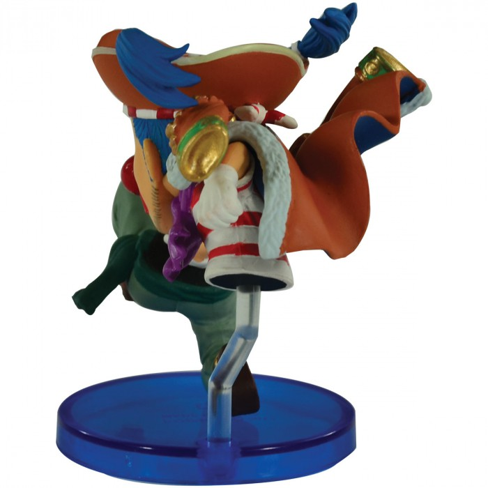 Action Figure One Piece Buggy 20Th WCF 27073/27088