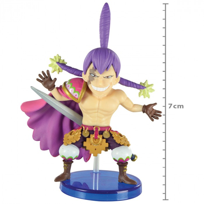 Action Figure One Piece Charlotte Cracker Battle Of Luffy Whole Cake Island 29288/29291