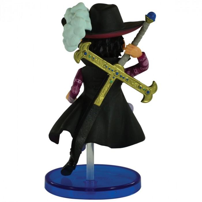 Action Figure One Piece Dracule Mihawk 20Th WCF 27073/27090