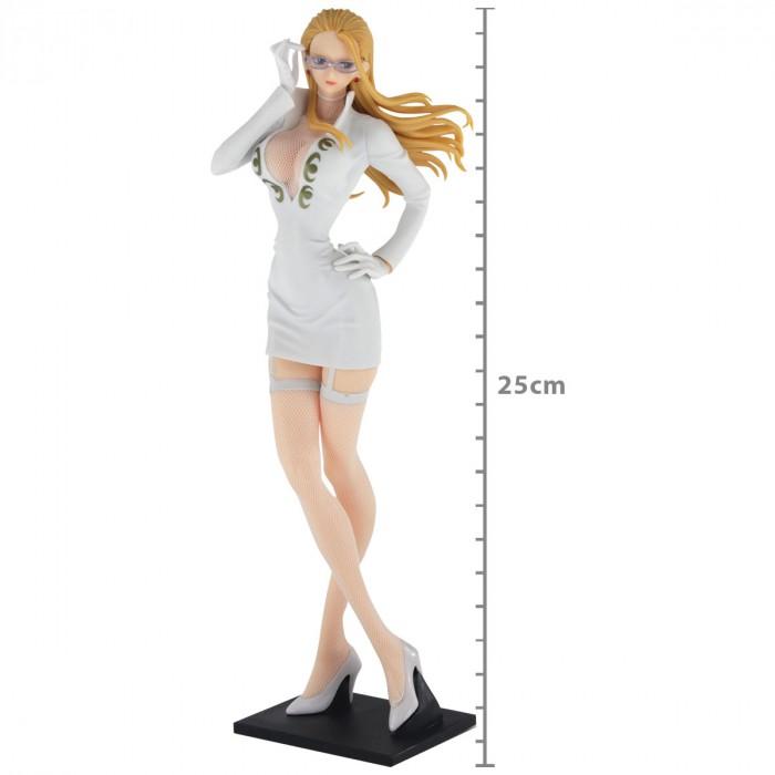 Action Figure One Piece Kalifa Branca Glitter e Glamour X Materia 34928/34929