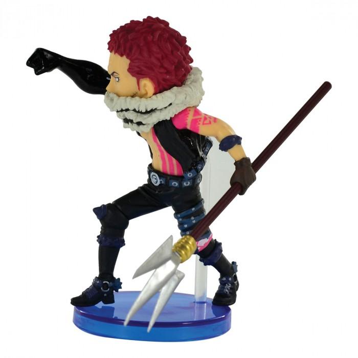 Action Figure One Piece Katakuri Hallcake Island WCF 28667/28669