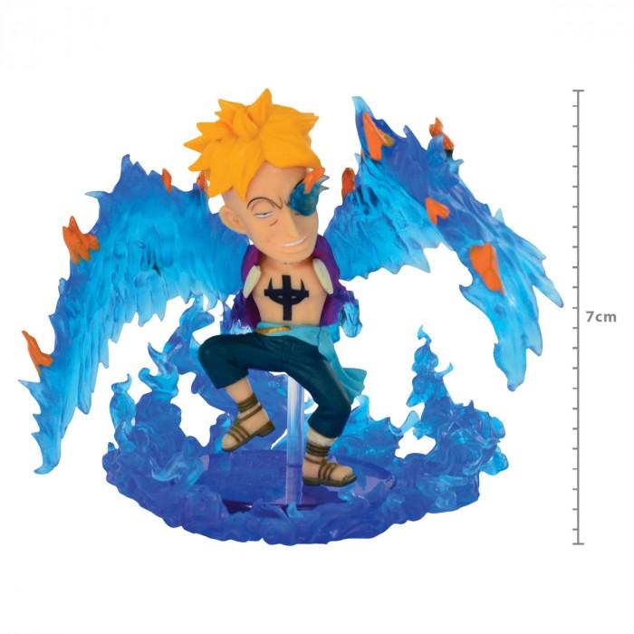 Action Figure One Piece Marco Burst WCF 29479/29482
