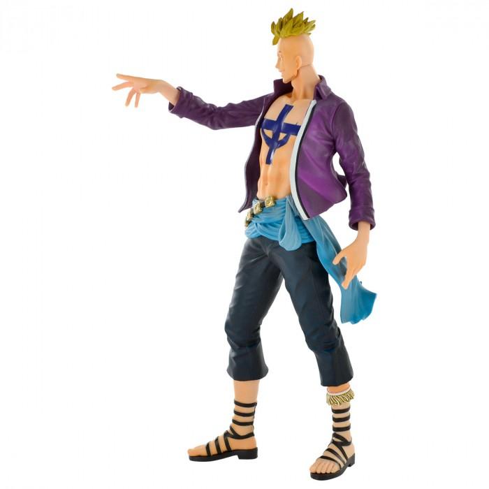 Action Figure One Piece Marco World Figure Colosseum 28657/28658