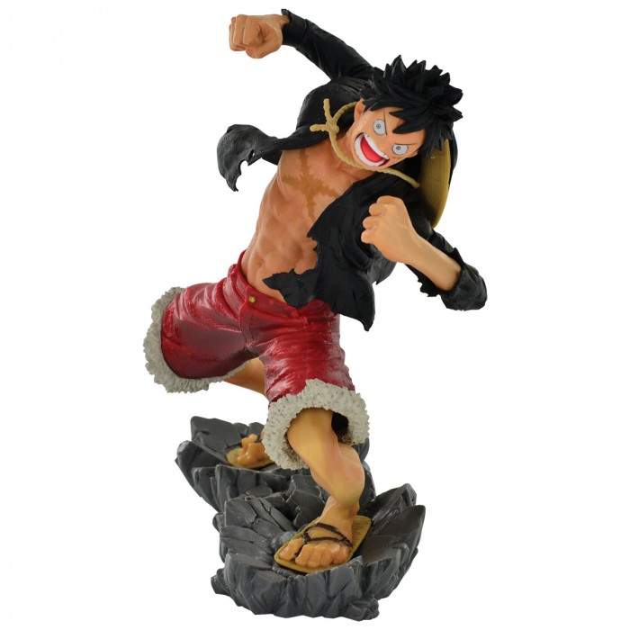 Action Figure One Piece Monkey D Luffy 20Th Diorama 28714/28715