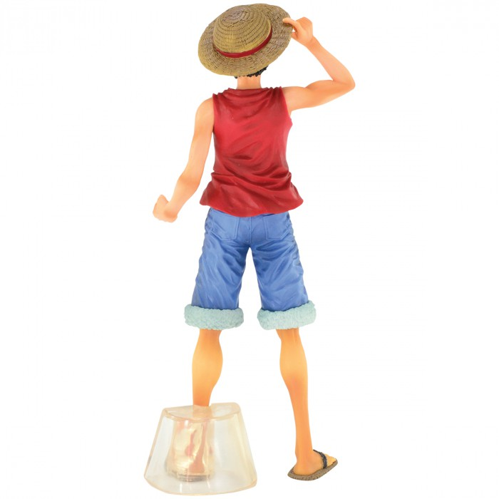 Action Figure One Piece Monkey D Luffy 20Th History Masterlise 34765/34766