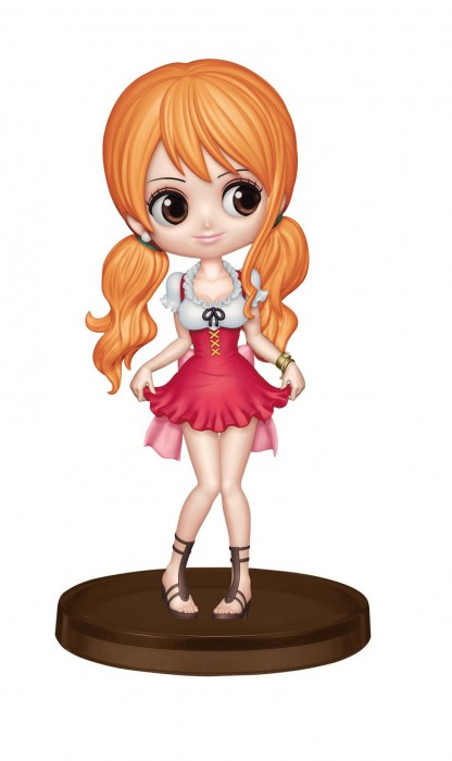 Action Figure One Piece Nami Petit REF.28354/28355