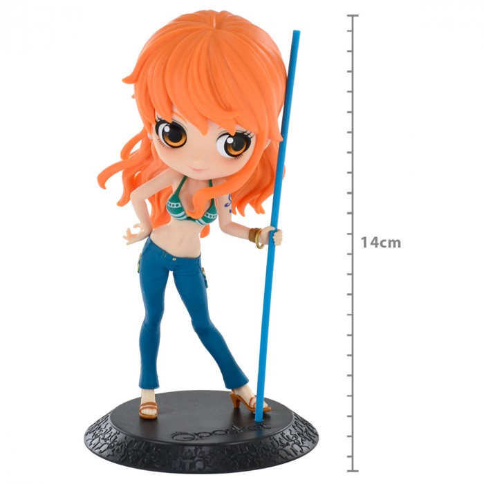 Action Figure One Piece Nami Special Color 28663/28664