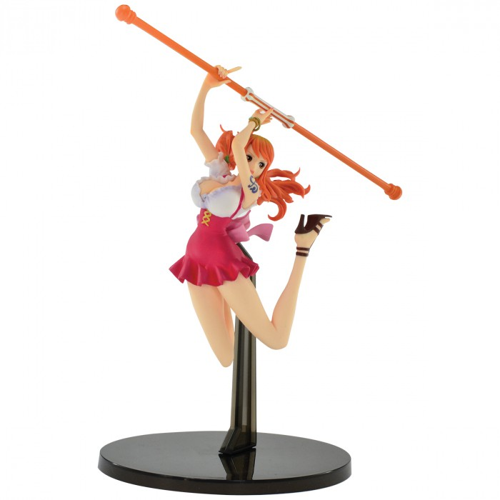 Action Figure One Piece Nami World Colosseum 2 34578/34579