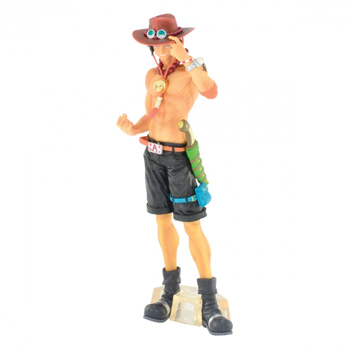 Action Figure One Piece Portgas D Ace 20Th History Masterlise 34799/34800