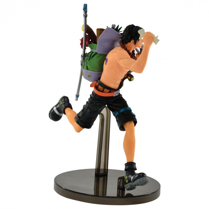 Action Figure One Piece Portgas D Ace 34636/34637