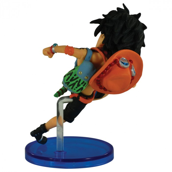 Action Figure One Piece Portgas D Ace History Relay 20Th WCF 26628/26631