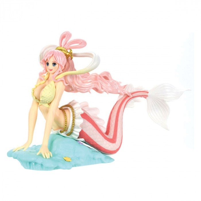 Action Figure One Piece Princesa Shirahoshi Glitter e Glamour 27096/27098