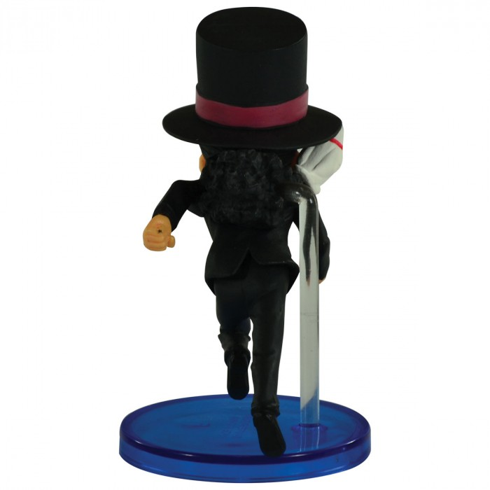 Action Figure One Piece Rob Lucci History Relay 20Th WCF 26628/26634