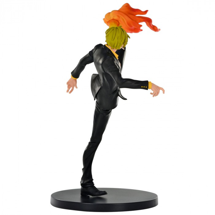 Action Figure One Piece Sanji Battle Record Collection 20637/20638