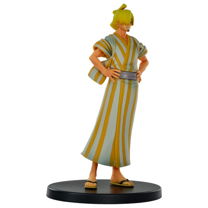 Action Figure One Piece Sanji DXF The Grandline Men Saga de Wano 20736/20737