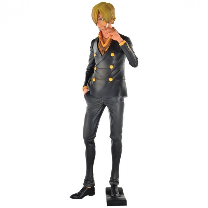 Action Figure One Piece Sanji The Ggrandline Men Grandista 29288/29293