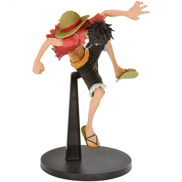 Action Figure One Piece Stampede Movie Monkey D Luffy King Of Artist 29568/29569