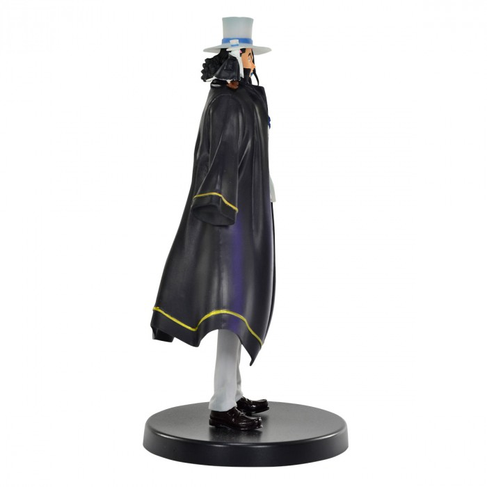 Action Figure One Piece Stampede Movie Rob Lucci The Grandline Men DXF 29566/29567