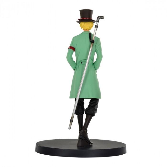Action Figure One Piece Stampede Movie Sabo DXF Grandline Men 29572/29573