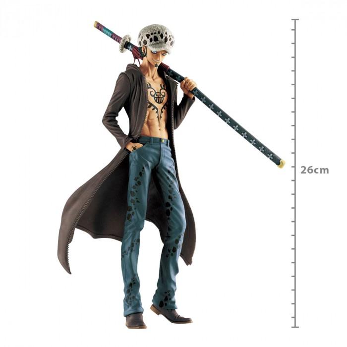 Action Figure One Piece Trafalgar Law Memory Figure 27177/27178