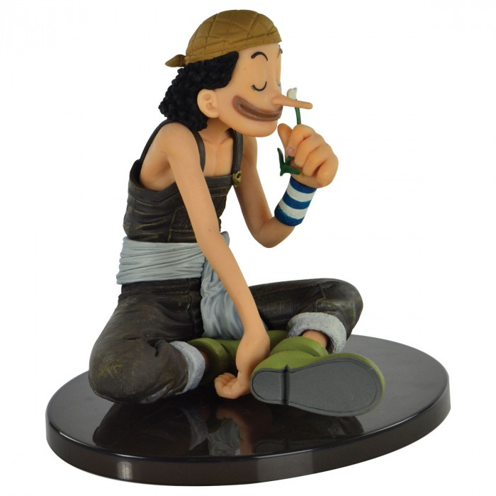 Action Figure One Piece Usopp World Figure Colosseum 2 29297/29298