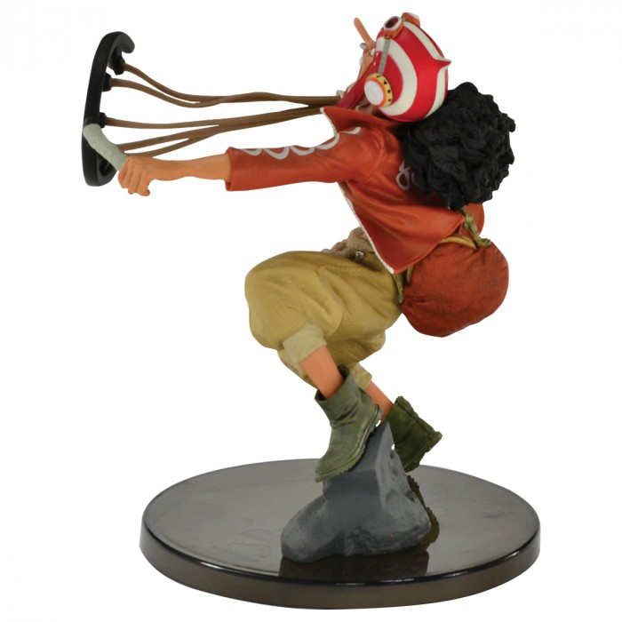 Action Figure One Piece Usopp World Figure Colosseum 2 29348/29349
