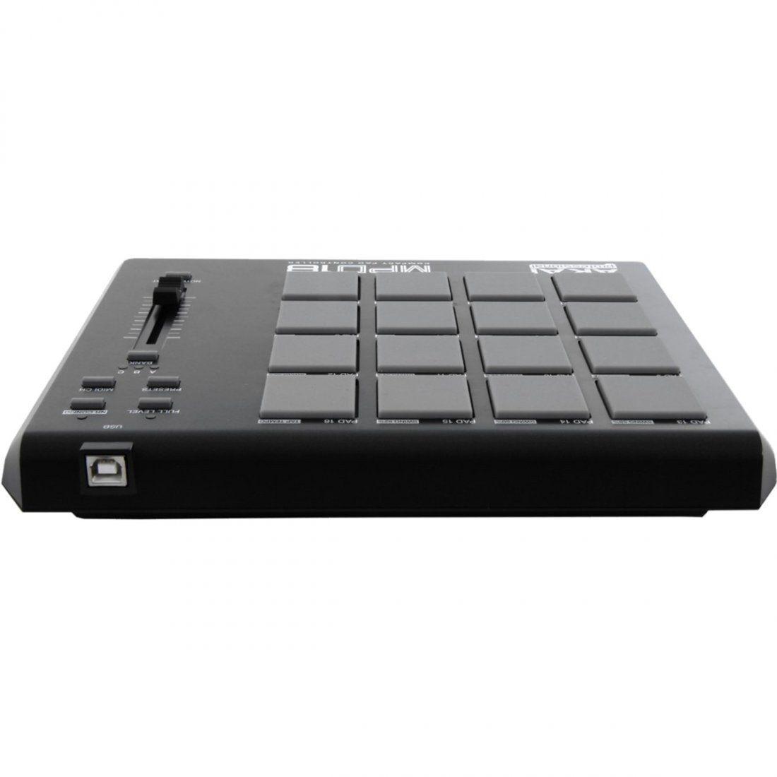 Akai MPD 18 Controladora Dj 16-Pads Sampler Beatmaker Ableton