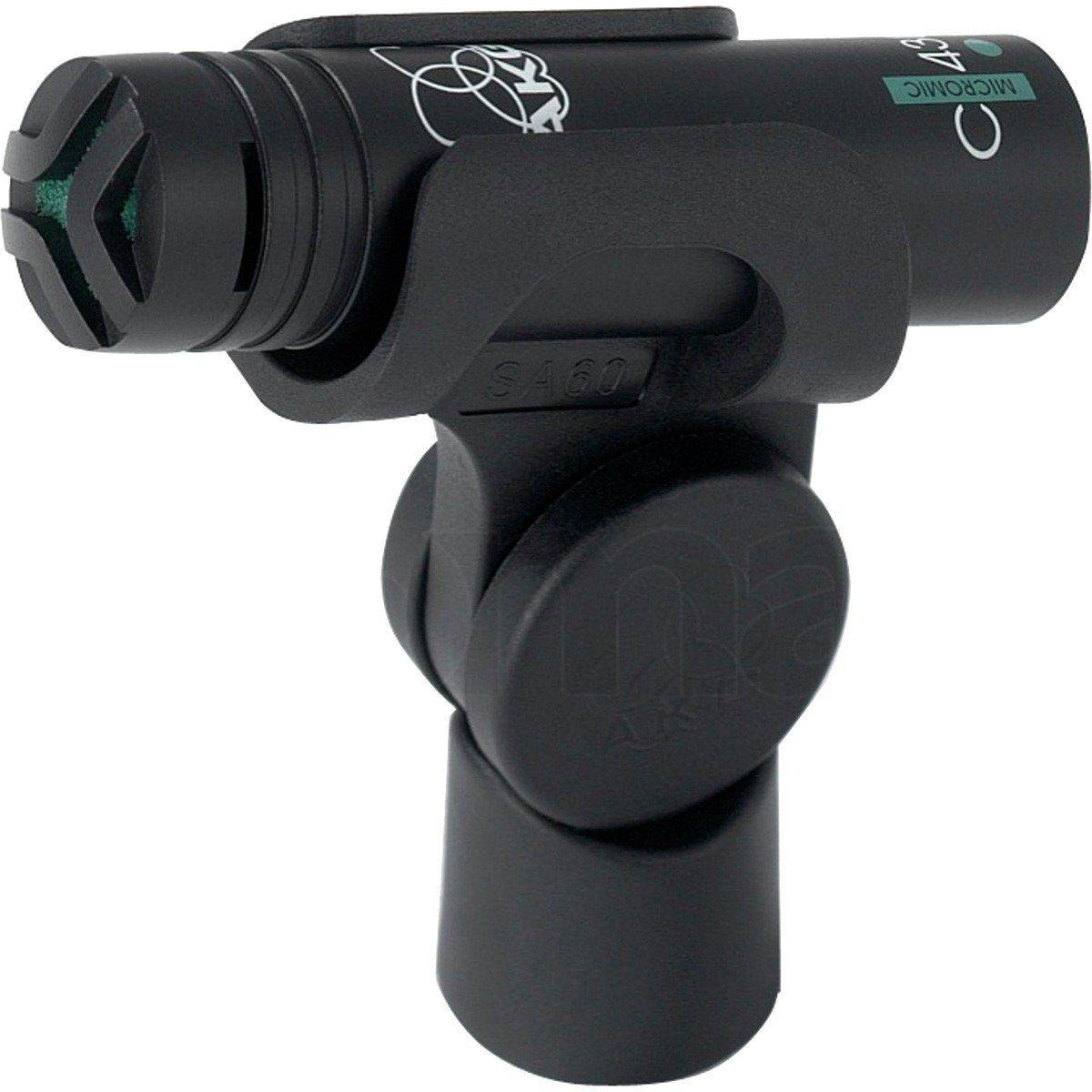 Akg C430 Microfone Condensador Akg-C430 para Gravação de Chimbau e Pratos