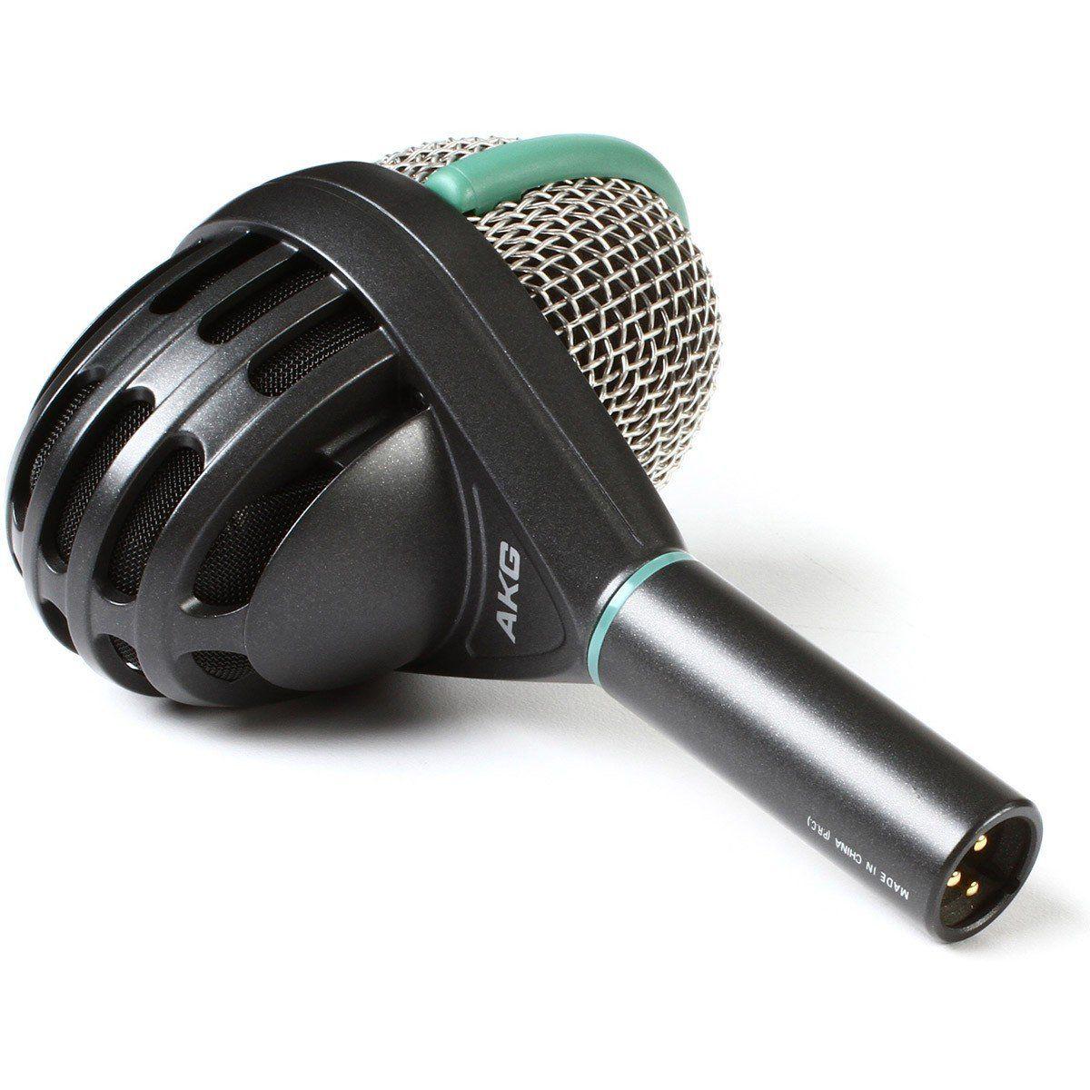 Akg D112 Microfone Dinâmico Akg D-112 para Instrumentos de Graves