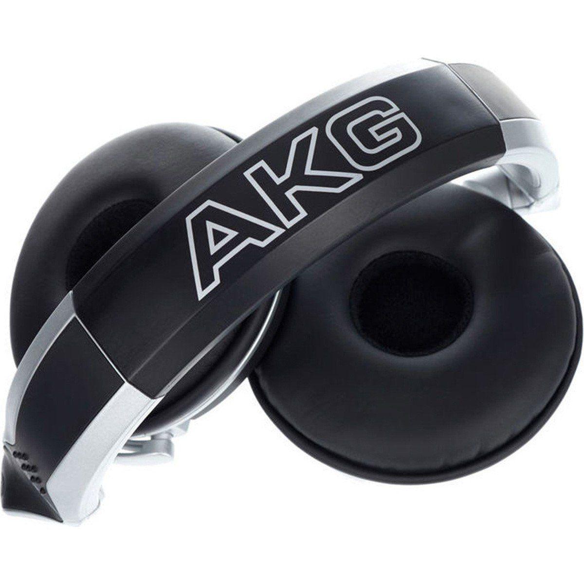 Akg K-181 Fone de Ouvido K181 Fechado para Dj Profissional