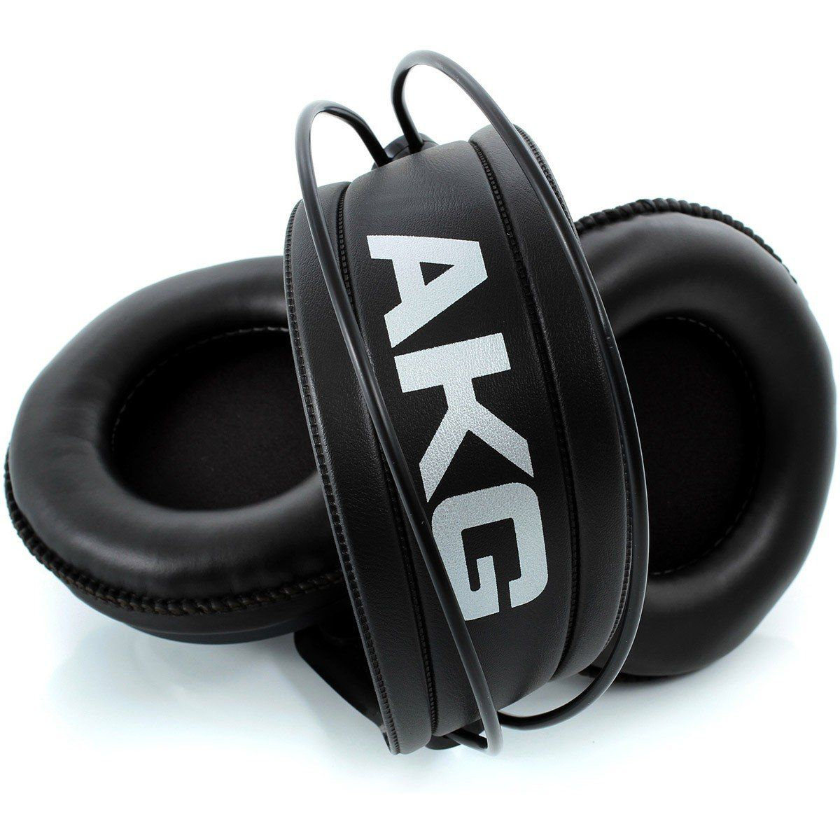 Akg K240 MKII Fone De Ouvido K-240 MK2 Semi-Aberto para Monitoração e Mixagem