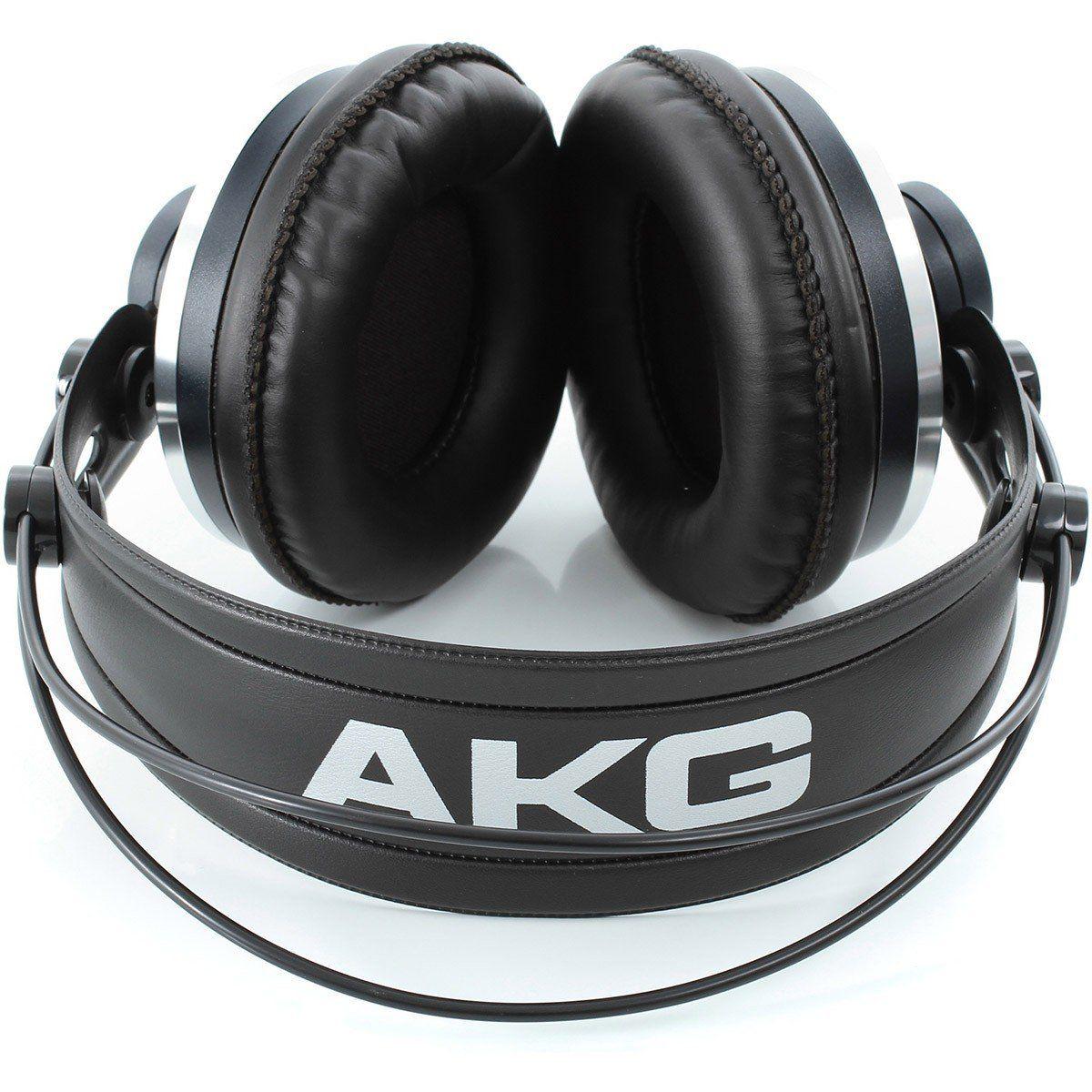 Akg K271 MKII Fone de Ouvido K-271 MK2 Fechado para Estúdio e Palcos
