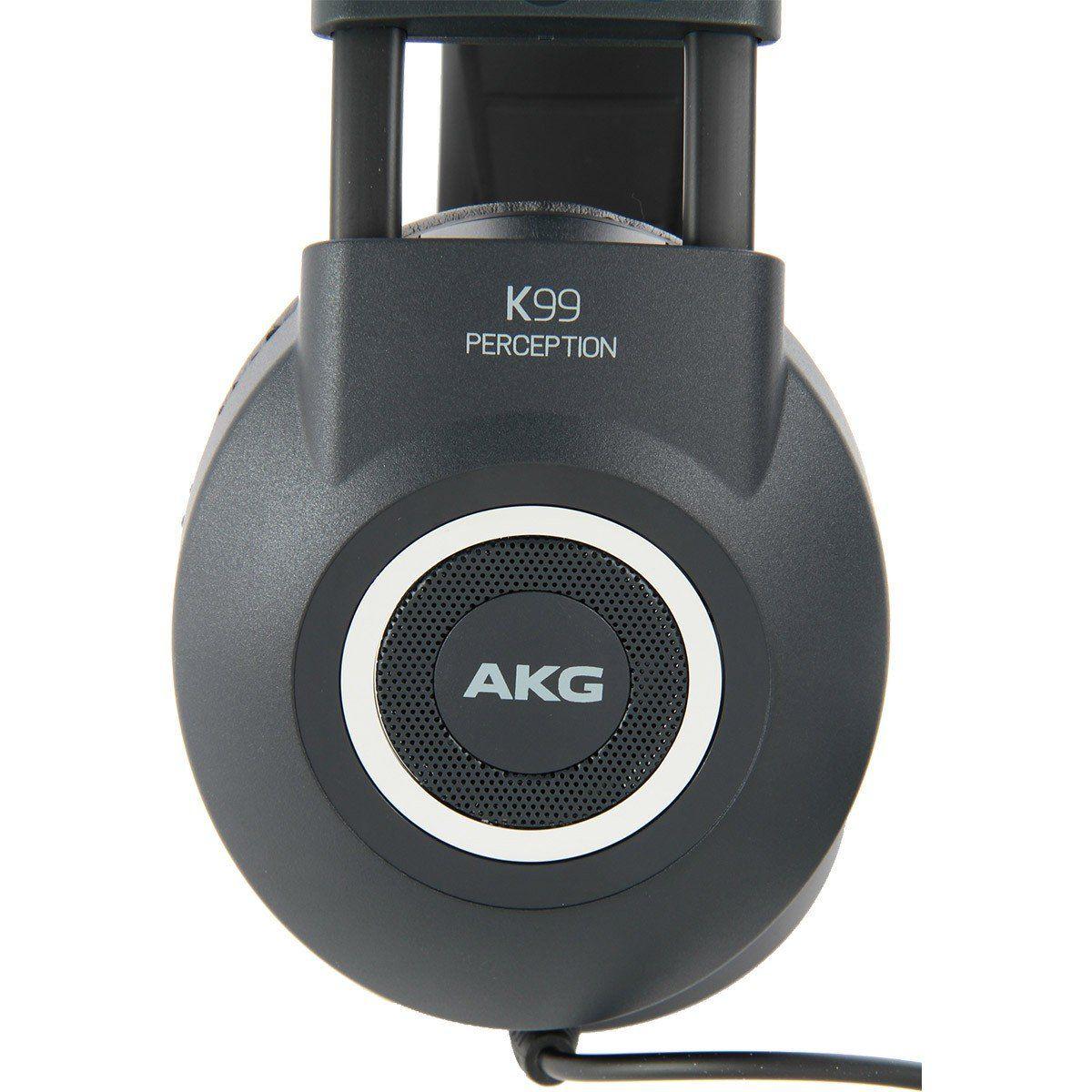 Akg K99 Fone de Ouvido Semi Aberto Akg K99 Perception