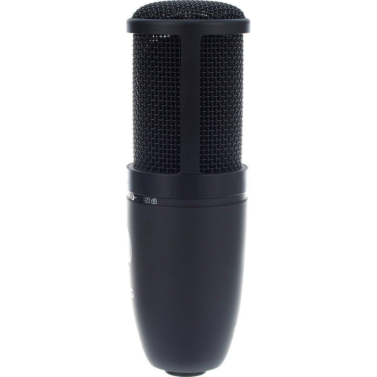 Akg P120 Microfone Condensador Akg P1II0 para Vocais e Instrumentos