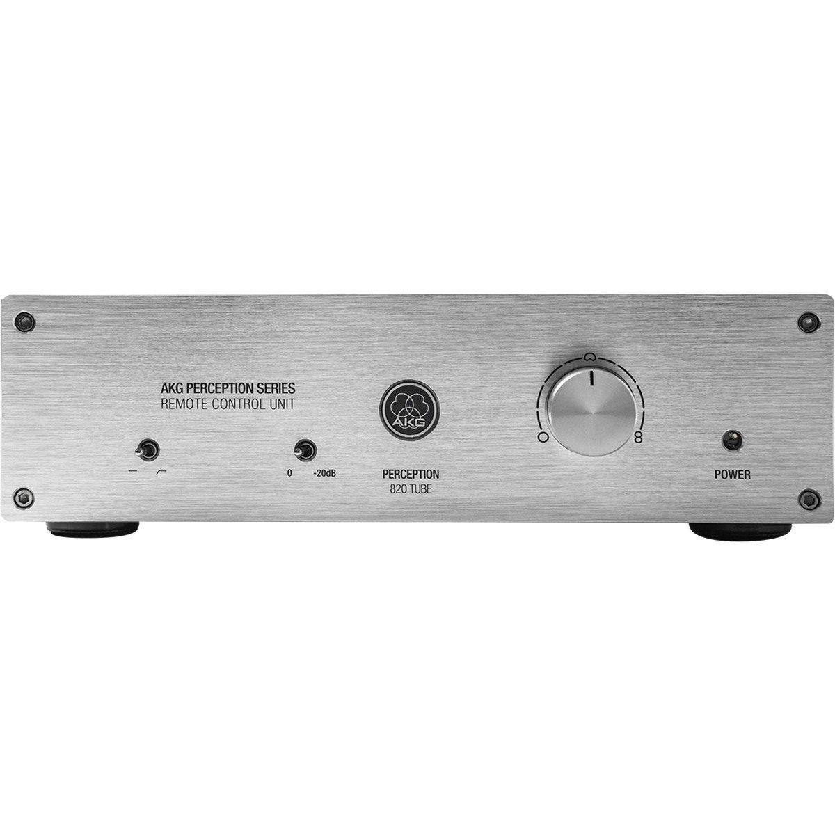 Akg Perception 820 Tube Microfone Condensador Akg Perception-820 para Estúdio Profissional