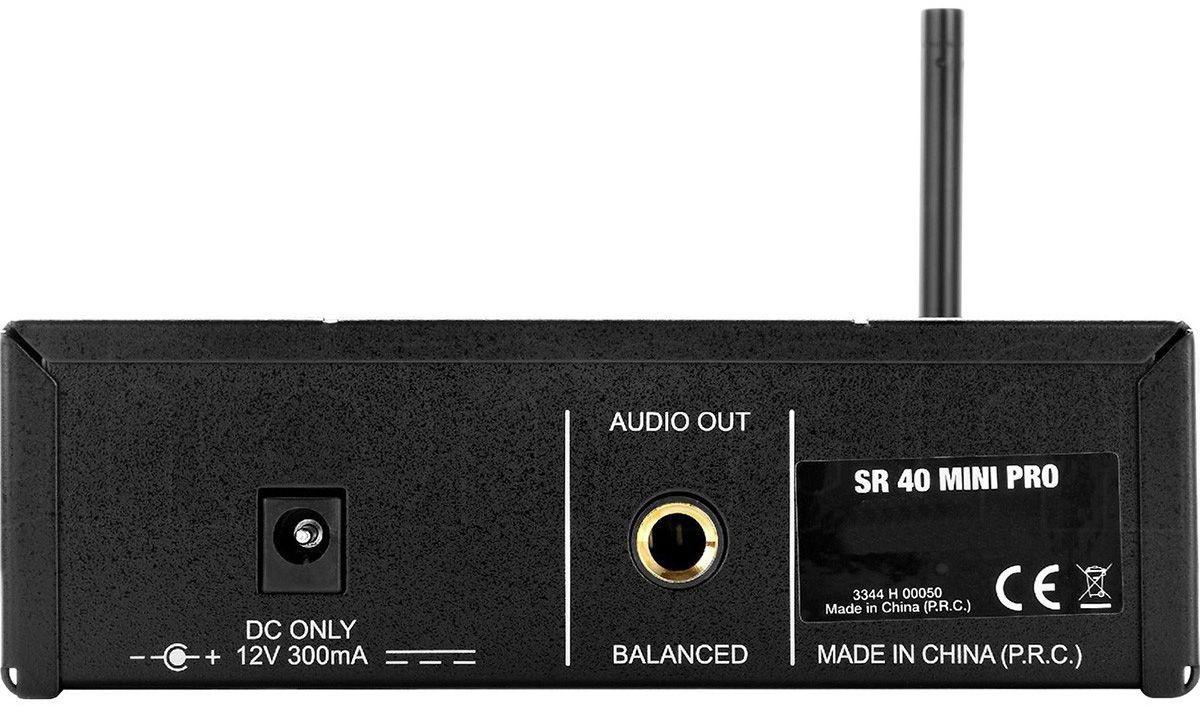 Akg WMS40 Mini Single Vocal Set Microfone Sem Fio Akg WMS-40 Mini Single Vocal Set