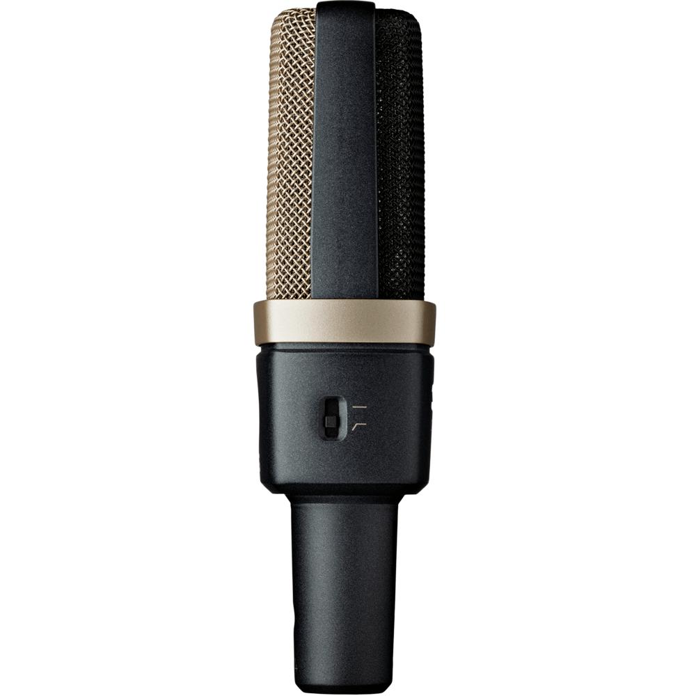 Akg C314 Microfone Condensador Akg C314 Cápsula Dupla