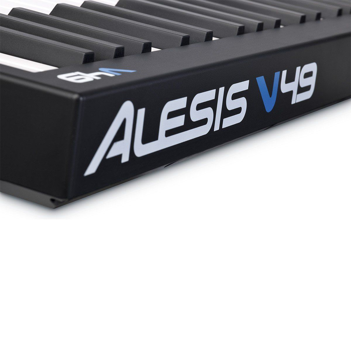 Alesis V49 USB Controladora Midi de 49 Teclas para Produção Musical