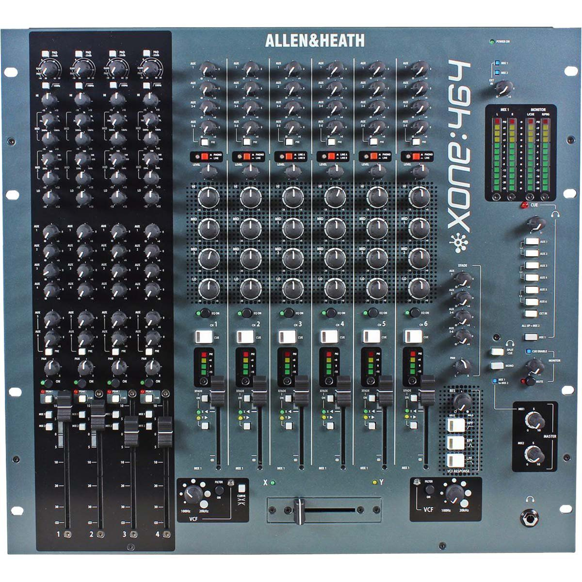 Allen Heath Xone 464 Mixer Allen Heath Xone 464 de 6 Canais