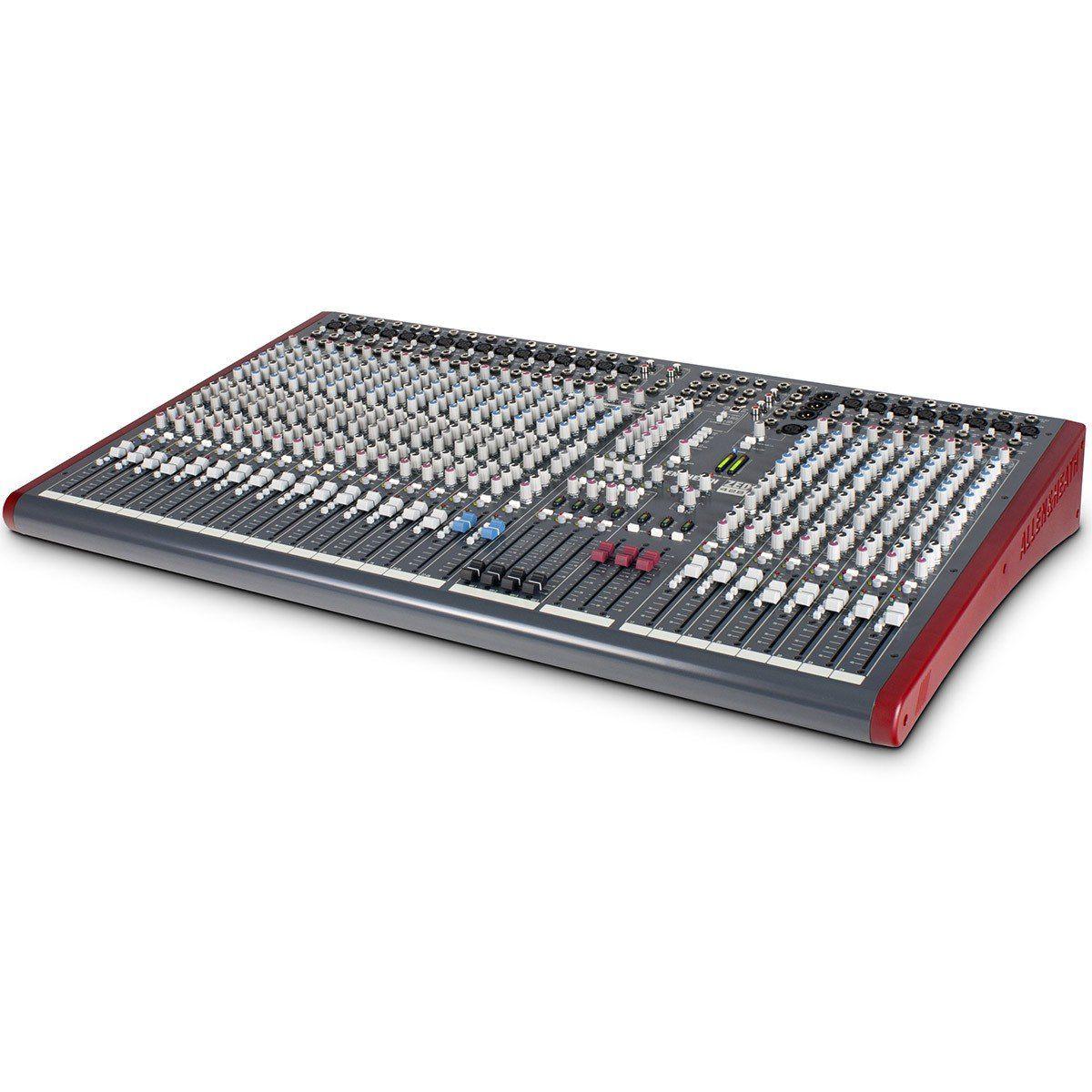 Allen Heath ZED 428 Mesa de Som ZED-428 Analógica de 28 Canais para Gravação