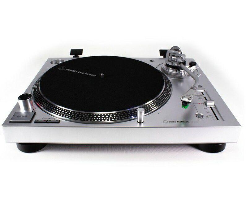 Audio Technica AT-LP120X Toca Discos Audio Technica AT LP120X USB