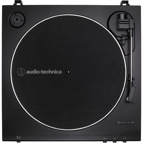 Audio Technica AT-LP60X Toca Discos AT LP60X DC Controlado