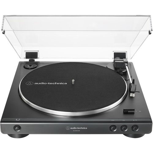 Audio Technica AT-LP60XBT Toca Discos AT LP60XBT Bluetooth
