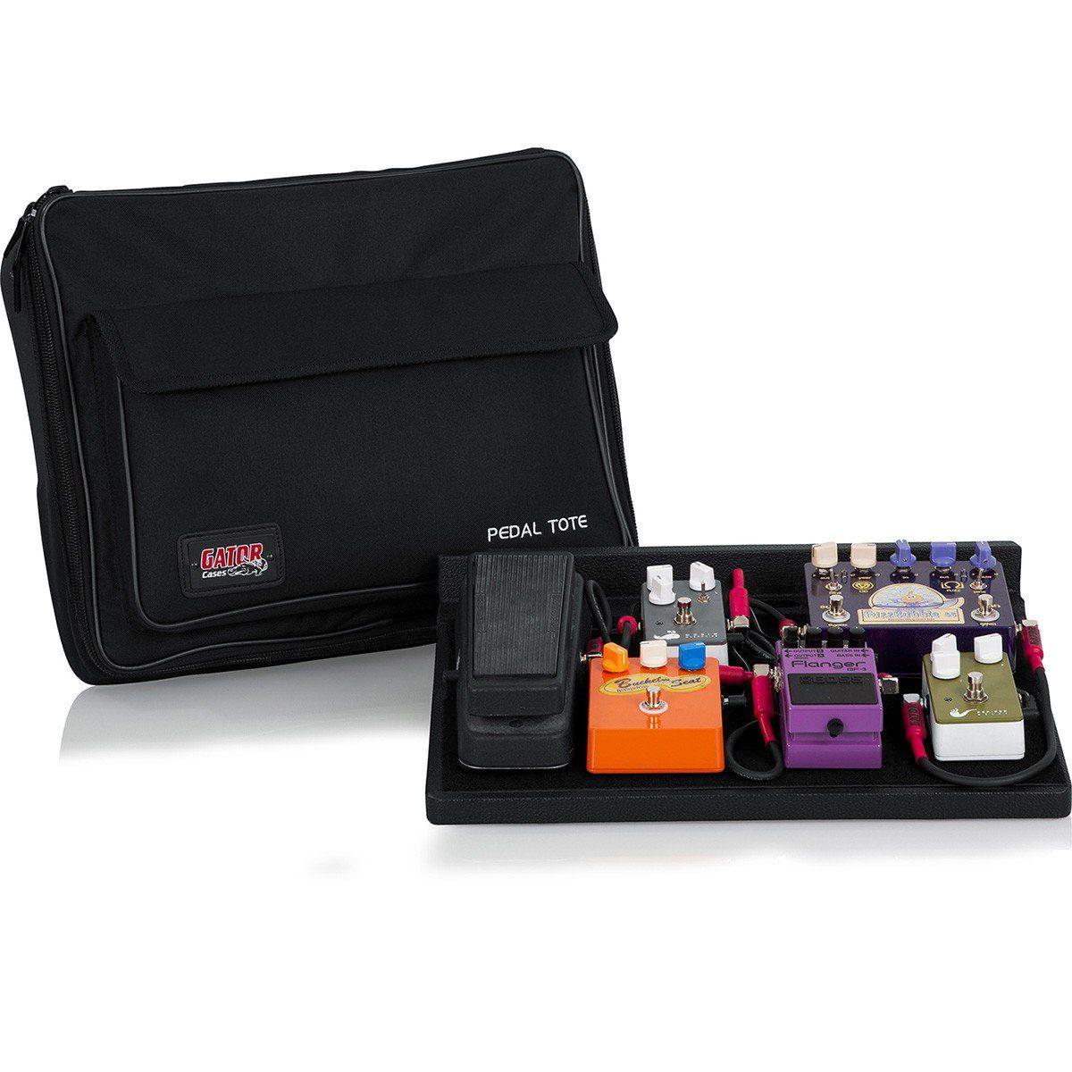 Gator GPT-Black Bag Gator GPT Black para Pedal Tote Board