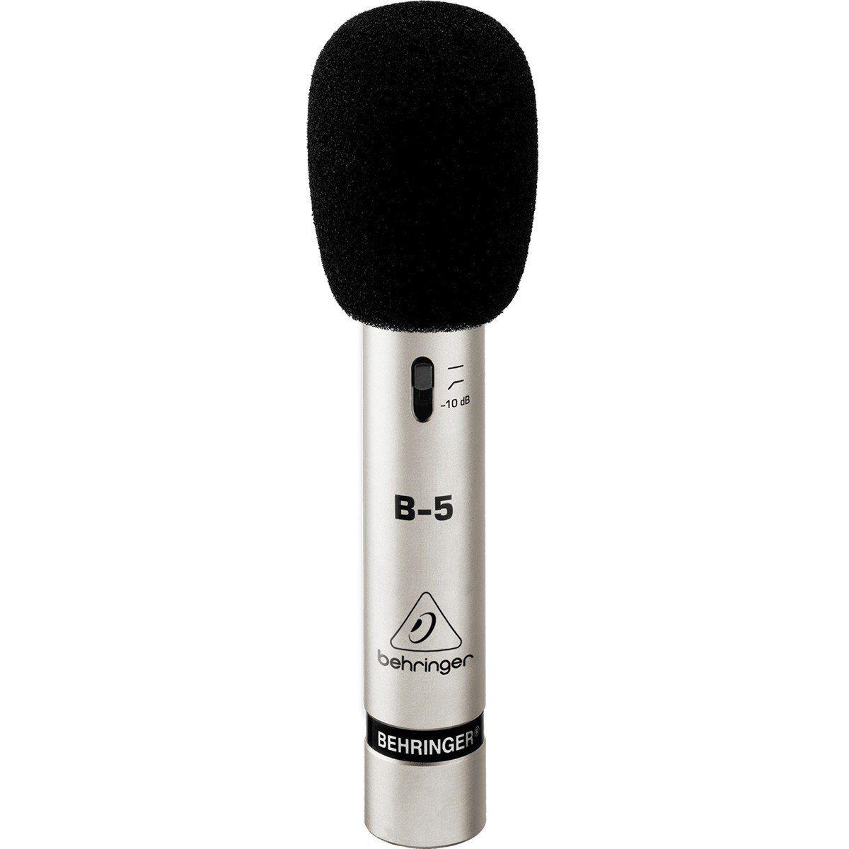 Behringer B5 Microfone Condensador Behringer B-5 Profissional para Instrumentos