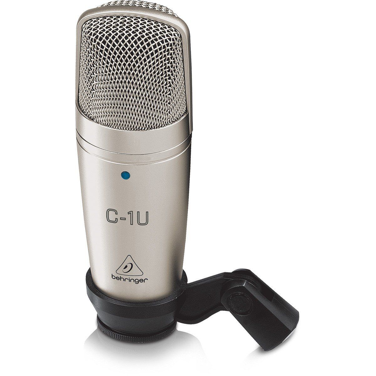 Behringer C1U Microfone USB Condensador Behringer-C1U para Gravações