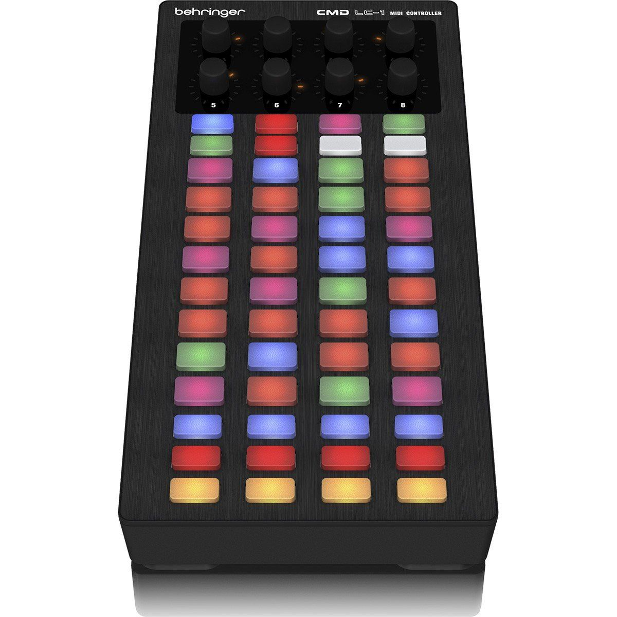 Behringer CMD LC-1 Controladora Dj CMD LC1 MIDI 4x8 Pads Usb