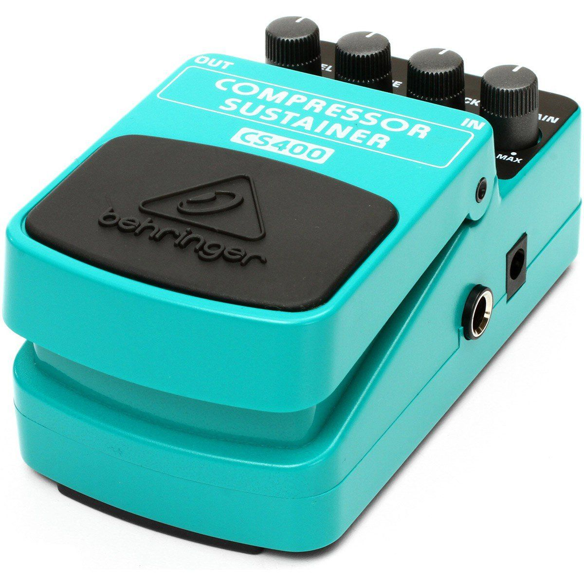 Behringer CS400 Compressor Sustainer Pedal para Guitarra