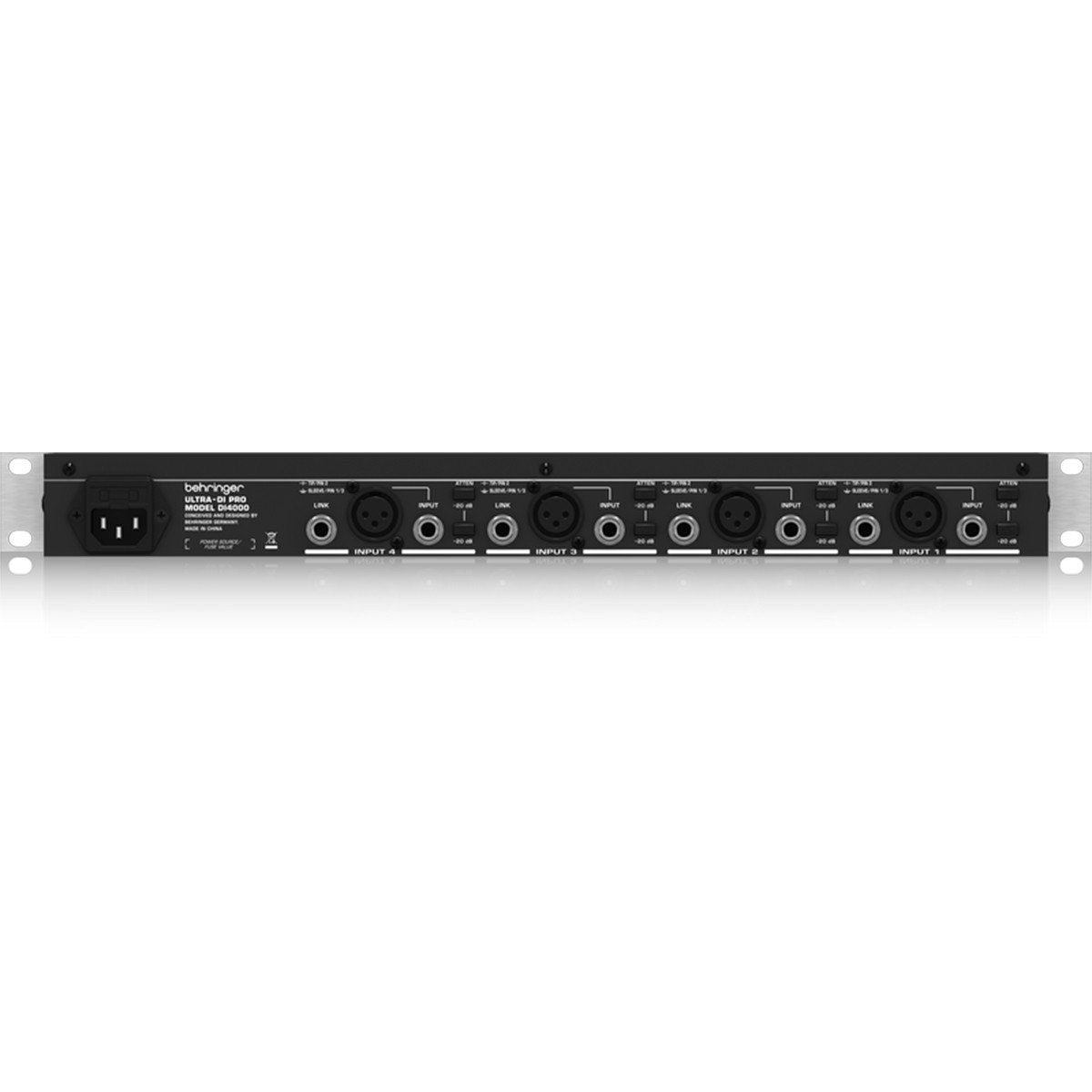 Behringer DI4000 Ultra-DI Direct Box Behringer DI4000 UltraDI Pro